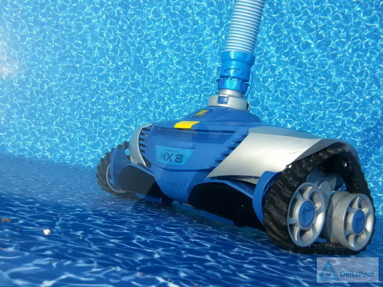 Пылесосы для чистки бассейнов своими руками 565