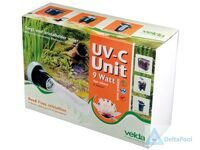 UV-C Unit 9W Clear Control 25, Cross-Flow Biofill УФ-излучатель